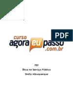 PDF Aep Apostila EticaNoServicoPublico Completa EmillyAlbuqueruque