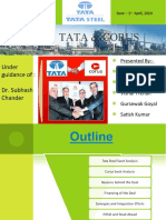 Tata & Corus