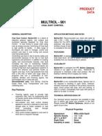 Multrol-901 brosur