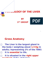 Physiology of Liver