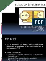 psicopatologia del lenguaje