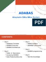 ADABAS and NATURAL Presentation