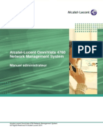 Admin Manual Omnivista Alcatel 4760