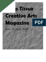 Deep Tissue Magazine Issue 3