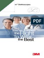 littmann stethoscope brochures