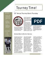SVCU Tourney Newsletter 2010