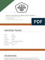 Case Bedah CKS