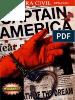 Muerte de Capitan America