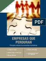 Las Empresas Que Perduran PDF