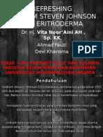 Refreshing SSJ Dan Eritroderma