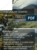 PENGENALAN GERIATRI