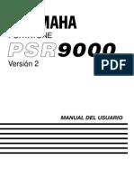 PSR-9000 v2 Español