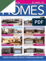 Homes of El Paso - April 2010