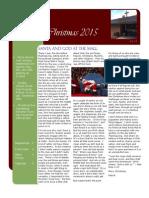 Christmas News 2015