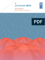 PNUD IDH 2014 Report Fr