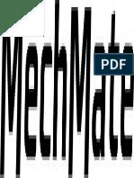 Mechmate Logo PDF