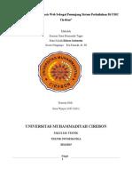 Pengurusan KRS Berbasis Web Sebagai Penunjang Sistem Perkuliahan Di UMC Cirebon