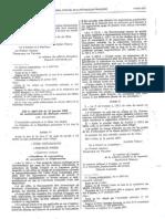 62. Extrait Du Journal Officiel de La République Française Sur La Dialogue Social