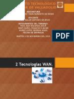 Tecnologias Wan