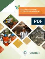 Reglamento Para La Gestion Forestal