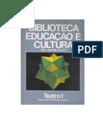 6936529 Teatro I Vol16 Livro
