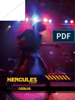 Hercules 2014 Catalogue
