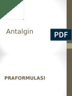 Antalgin