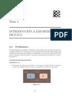 Modelos Sistemas EDO