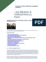 FAQ - Israele, il conflitto e la pace