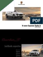 O Novo Cayenne Turbo S