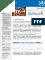 Madagascar Bullletin Humanitaire n4. Mai a Sept 2015