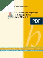 SARASA-Las Cinco Villas Aragonesas en La Europa de Los S. XII y XIII