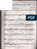 Debussy La Fille Aux Cheveux de Lin Violon 2