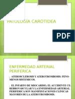 PATOLOGIA CAROTIDEA