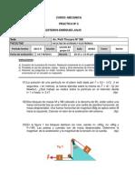Segunda Practica Mecanica 2015-2 Noche