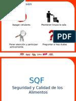 SQF PREREQUISITOS