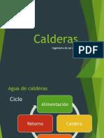 Calderas industriales