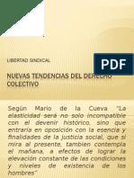 NUEVAS TENDENCIAS DEL DERECHO COLECTIVO.ppt