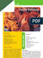 Receitas Farofa de Bacon