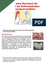 Programa Nacional de Control de Enfermedades Inmunoprevenibles