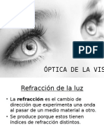 Optica de La Vision
