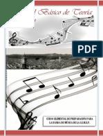 Manual Basico de Teoria Musical