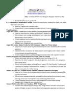 ajr resume updated 12 9 2015 for portfolio