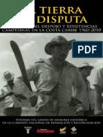 Gonzalo Sánchez_La Tierra en Disputa