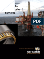 Scheerer Bearing Oil Industry