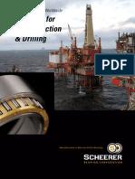 Scheerer Bearing Oil Industry