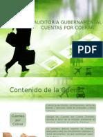 Auditoría -Cuentas Por Cobrar