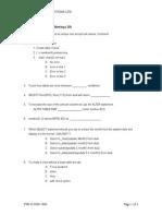 Fbp II Chn Oracle Exit Test