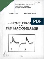 L.P. Farmacodinamie-M.pavelescu, A. Hriscu-1983
