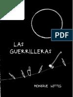 Las Guerrilleras - Monique Wittig